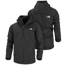 THE NORTH FACE MEN EVOLUTION PARKA HERREN OUTDOOR SHELL JACKE BLACK T0AUMJJK3