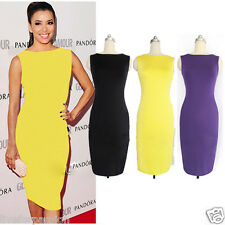 Summer Sale! New Womens Sexy Pencil Bodycon Formal Evening Party Dress-NLD