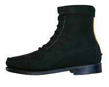 Sebago Kowloon Womens Leather Ankle Boots / Shoes - B50125 - See Sizes