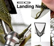 "Trakker EQ Carbon 42"" Carp Fishing Landing Net & Free Trakker Net Float"