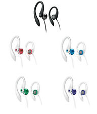 Philips Earhook Comfortable Headphones 3.5 Universal With Microphone