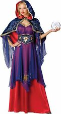 Sexy Sorceress Witch Fortune Teller Halloween Costume