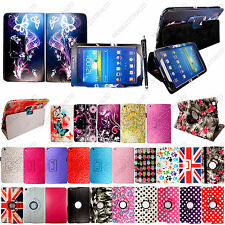 Samsung Galaxy Tab 3 8.0 SM-T310 New Leather Smart Stand Cover Case+Free Stylus