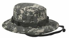 Army Military Boonie Hat. Jungle Hat. Urban Digital Poly Cotton Twill Boo