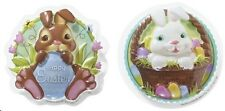 1 Easter Bunny Rabbit  Cake Topper