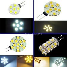 B20E G4 AC 12V SMD 5050 G4 6/9/12/24 LED Light Pure / Warm White Bulb Lamp NEW