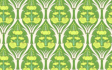 By HALF YARD Amy Butler Soul Blossoms PASSION LILY Fern AB66 Fabric Westminster