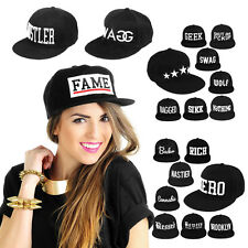 WORDS SNAPBACK CAP COMME DES FUCKDOWN  NBA YMCMB Mitchell&NESS DOPE TISA NEW