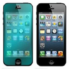 Clear Matte Anti-Glare Screen Protector Cover Guard for Apple iPhone 5S / 5