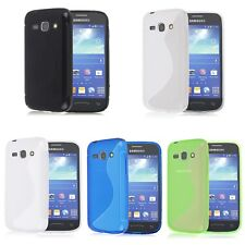 S Line TPU Silicone Case Skin Cover For Samsung Galaxy Ace 3 GT-S7275 GT-S7270