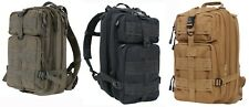 canvas medium transport pack backpack various colors rothco 45040