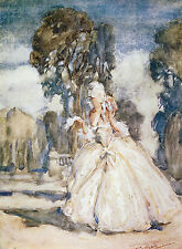 Arthur Rackham BOOK OF PICTURES 1913 Ref 41 PRINT A4 or A5 Size Unframed