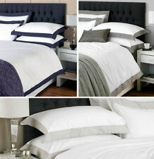 100% COTTON LUXURY DUVET COVER - 200 Thread Count Bedding Bed Set