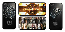 Game of Thrones  IPhone 4/4S 5/5S Samsung Galaxy S3 S4 SONY  HARD CASE COVER