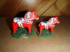 Scandinavian Swedish Dala Horse