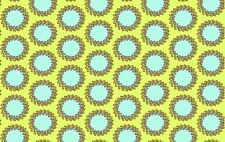 By HALF YARD Amy Butler Soul Blossom LAUREL DOT Cilantro VOAB006 Fabric VOILE
