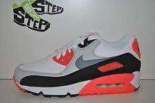 "NEW Youth Nike Air Max 90 ""Infrared"" (GS) 307793-137"