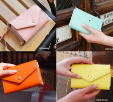 Multifunctional Wallet Purse Phone Case F Samsung Galaxy S2 S3 S4/Iphone 3 4 5