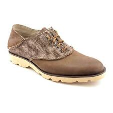 Sperry Top Sider Boat Ox Saddle Mens Leather Oxfords Shoes