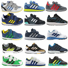 Adidas Toddler Velcro Casual Shoes Snice Adistar Racer Zx Gr. 20-27