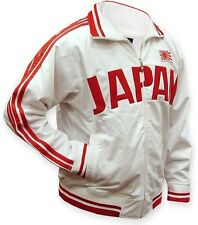 JAPAN TRACK JACKET JAPANESE COUNTRY NATIONAL SOCCER WORLD CUP SWEAT SHIRT S-3XL
