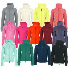 Bench Funnel Neck Women's Fleece Jacket Casual Jacket New