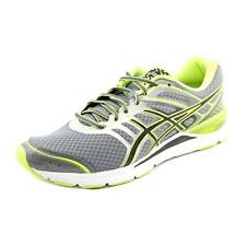 Asics Gel-Storm Mens Gray Synthetic Running Shoes