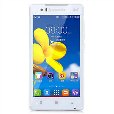 "Lenovo A788T 5"" 4G LTE Unlocked Smartphone Quad core 8GB 3G Mobile Cell phone"
