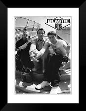 "Beastie Boys tour poster . new mini approx 16.5"" x 11.7"" inch"
