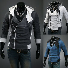 Stylish Assassin's Creed Desmond Miles Mens Hoodie Hoody Coat Jacket  TOP
