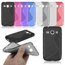 Soft TPU Case Back Cover For Samsung Galaxy Core Plus G350 Trend 3 G3502 G3508