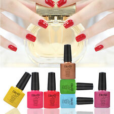 New Elite99 7.3ml Soak-off UV LED Gel Nail Polish Shellac Colors Top Base Coat