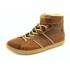 Steve Madden Quarters Mens Leather Sneakers Shoes - No Box