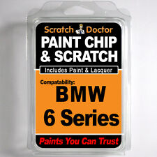 BMW 6 Series Touch Up Paint Stone Chip Scratch Repair Kit. ALL Colours 2010-2014