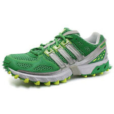 Adidas KANADIA 4 Tr Men Running Shoes Jogging Trainers Trail Green