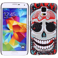 CHEAPEST 1 Exquisite Animal Print PC Phone Case Back Cover For Samsung Galaxy S5