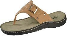Soft Strap Men's Sandal Beige sizes US 8 - 13, Leatherette, Style 04 Air Balance