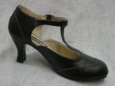 1920's 1930's Downton Abbey Gatsby flapper style mary jane shoe