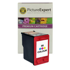 Remanufactured 58 ( C6658AE ) Photo Ink Cartridge for HP