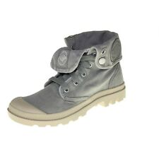 Palladium Shoes - Sneaker Trainers Baggy Women - Concrete Putty