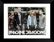 Imagine Dragons tour poster large