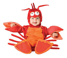 Baby Lobster Outfit Infant Animal Halloween Costume