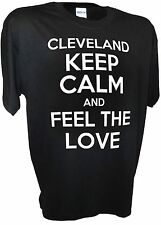 Kevin Love Keep Calm Cleveland Cavs Lebron King James Basketball Funny T Shirt
