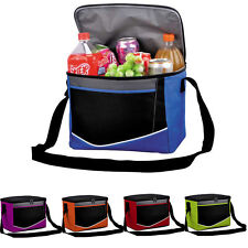 Large 24 Can Cooler Cool Bag Box Picnic Camping Food Drink Lunch Festival Ice