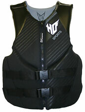 HO Sports Men's CGA Neoprene Life Jacket Wakeboard Ski Vest Flotation PFD