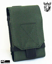 MA16 Military Army Combat Camo Velcro Pouch DPM Bag Belt Loop Cover Case Holster