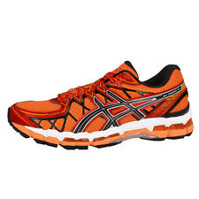 ASICS GEL - Kayano 20 Men Men's Running Shoes Flash Orange Black T3n2n - 3290