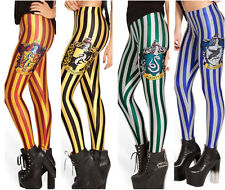 Quality Lady's Harry Potter Magic Academy Digital Print Leggings Pants @AMS1001