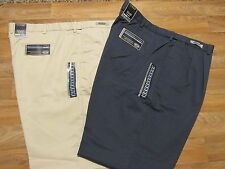 Roundtree & Yorke Pants,,Pleated,Ultimate Expander waistband