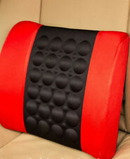 Office Home Car Seat Lumbar Back Support Pillow Chair Bead Pain Relief Cushion